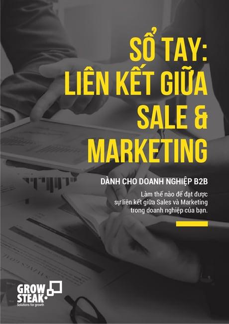 [EBOOK] - Sổ tay liên kết giữa Sales & Marketing-01
