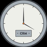 CRM-Clock