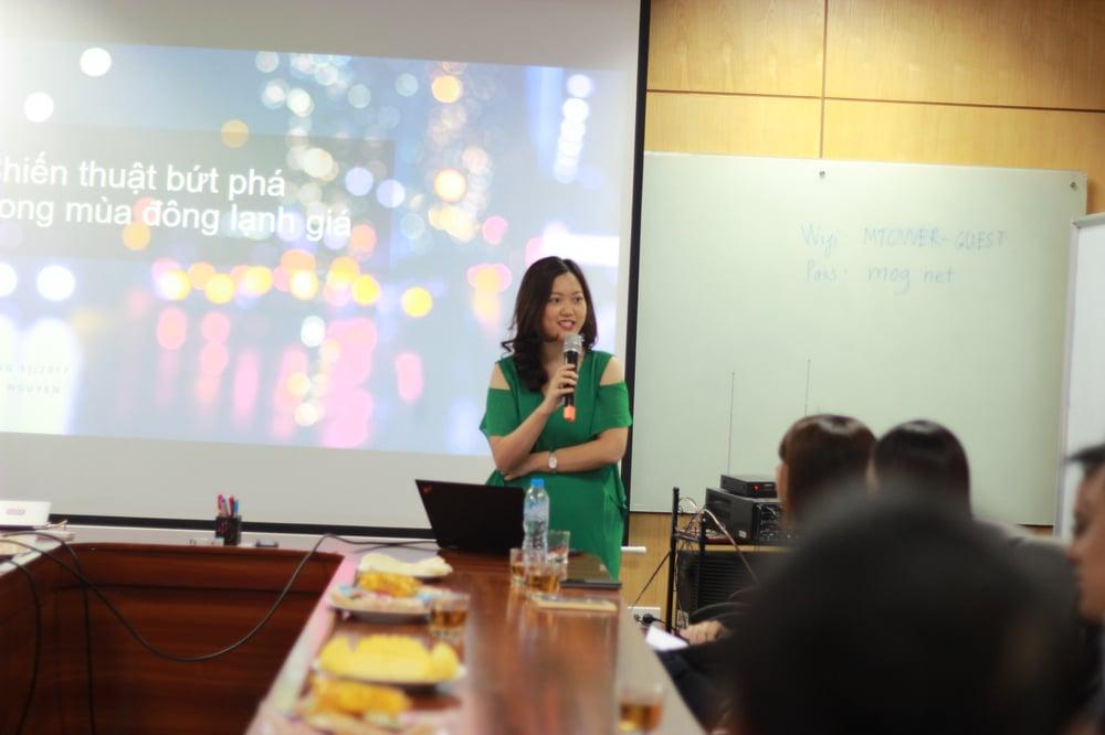 chuyên gia Facebook Ruby Nguyen