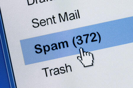 spam email-blackist