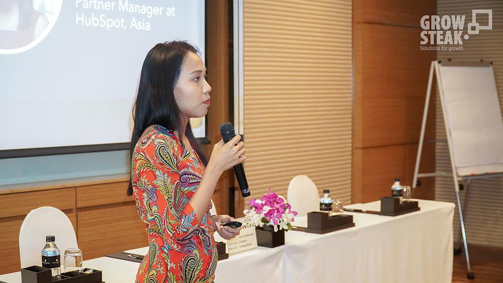 Kathryn Phyo nói về chiến lược marketing của HubSpot