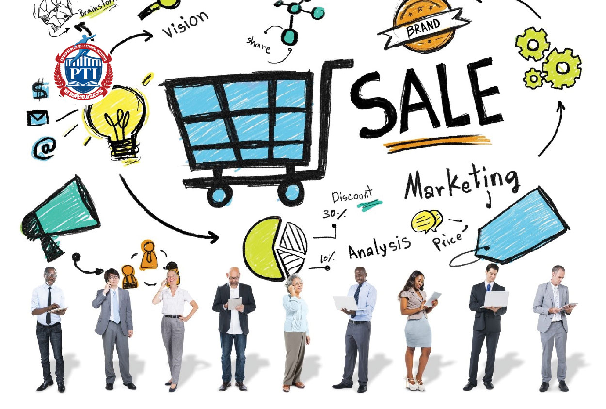 quy trình bán hàng và thu tiền
